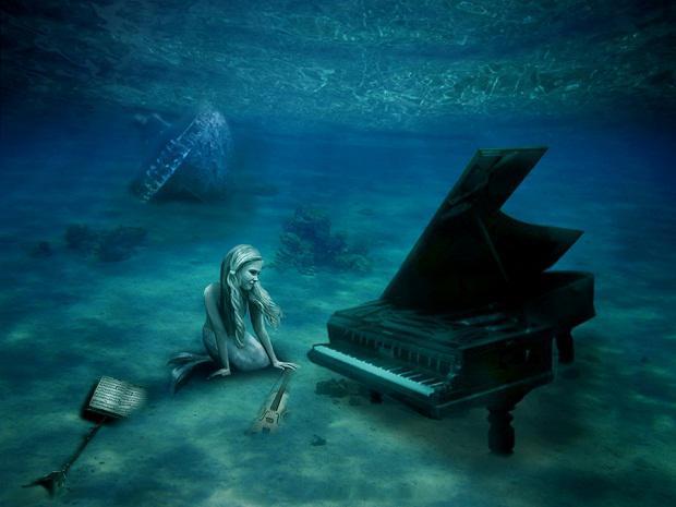 фото необъяснимого в океане