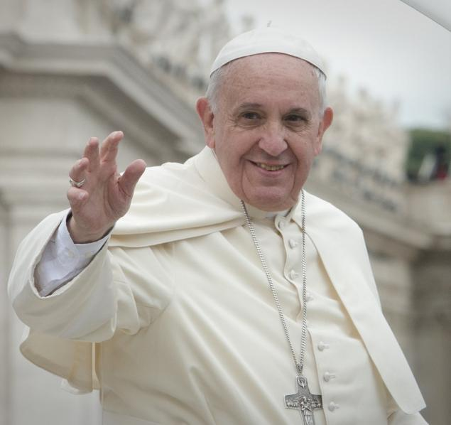 Where does the pope stand on gay marriage