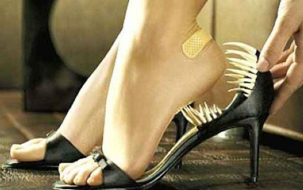 Как смягчить туфли в домашних условиях
