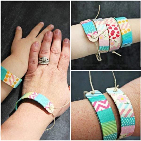 Как делать красивые браслеты