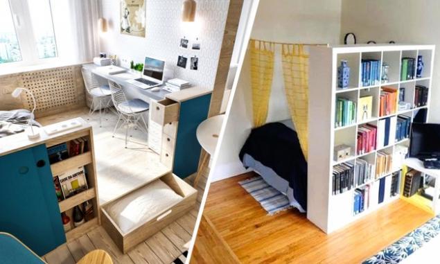 10 formas complicadas para aumentar peque o apartamento for Amueblar apartamento pequeno