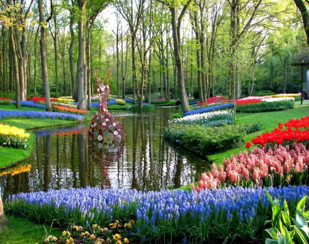 10 Deliciosos Jardines Y Parques En Los Que Ser A Deseable