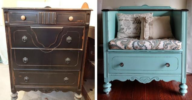 Famoso Rehacer Muebles Viejos Ornamento - Muebles Para Ideas de ...