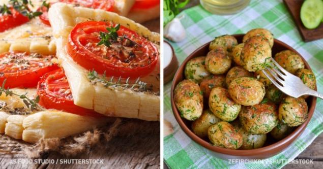Вкусные рецепты пикника фото