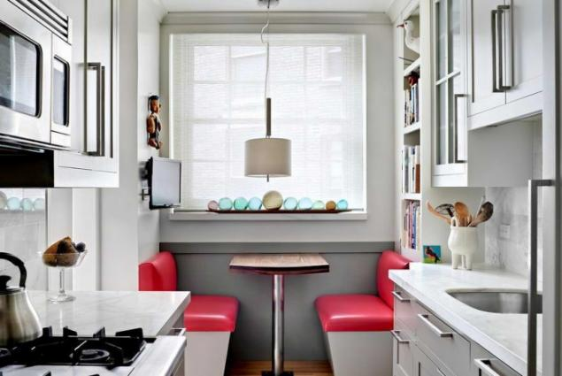 кухня столовая оригинальный дизайн фото