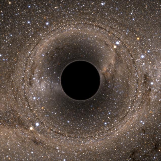 Black Hole TechStephen Wolfram Blog