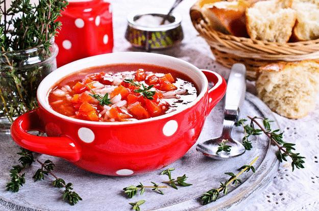 Суп деревенски рецепт фото