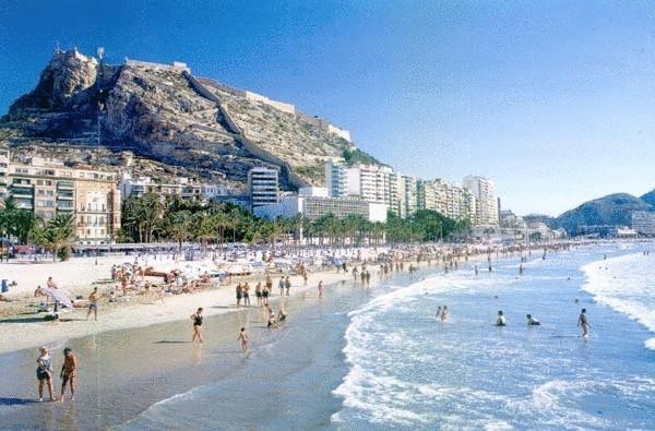 Недорогая недвижимость в испании в аликанте испания