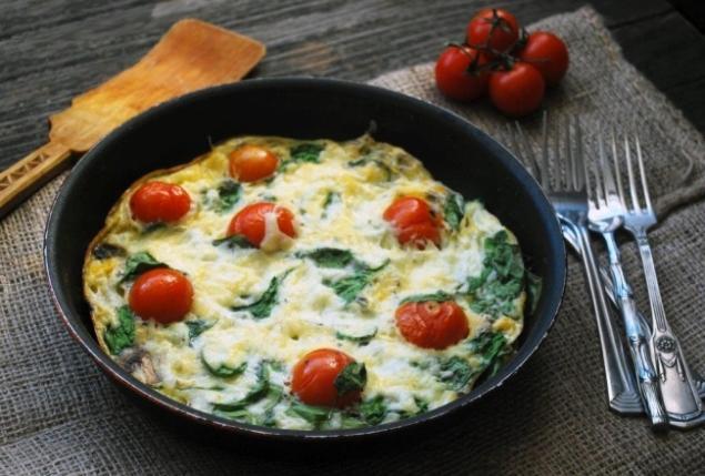 Идеальный завтрак рецепт