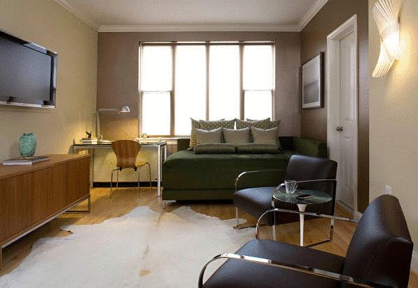 обои фото в интерьере квартир фото