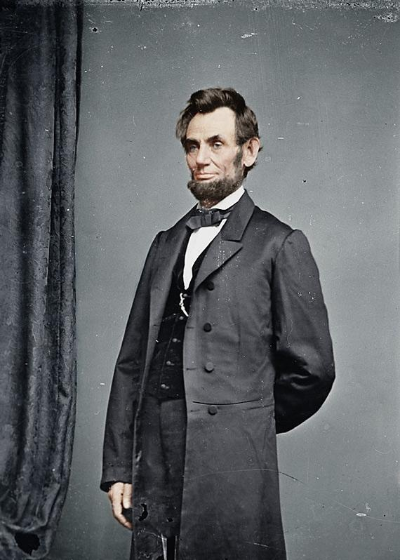 Abraham lincoln bisexual