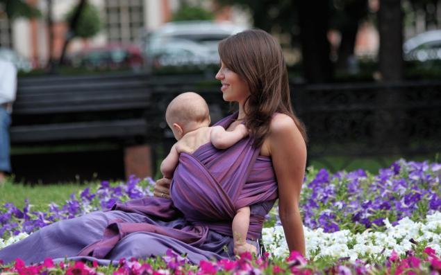 Фото мамочек красивых