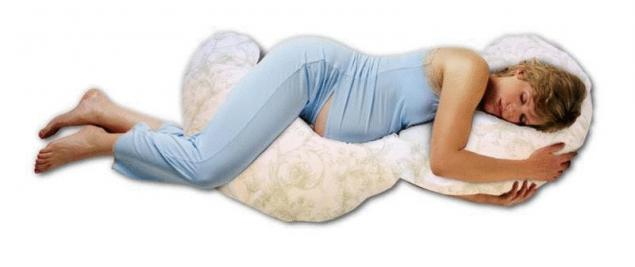 При беременности болит бедро во время сна
