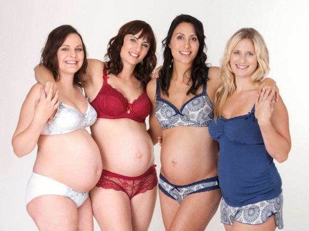 Бюстгальтер. Обычно будущие мамы узнают о своем интересном положении именно  по особым, часто болезненным, ощущениям в груди. Грудь увеличивается,  становится ... 2cd92e4a469