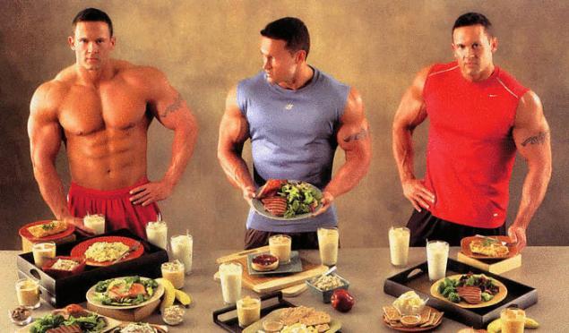 Диета бодибилдера правильное питание этапы диеты