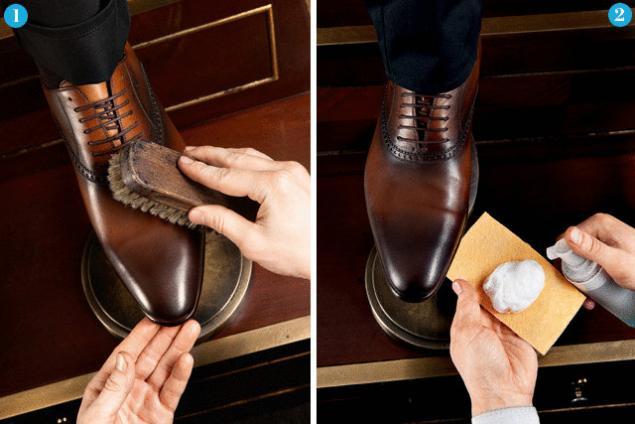 Как лакировать обувь в домашних условиях