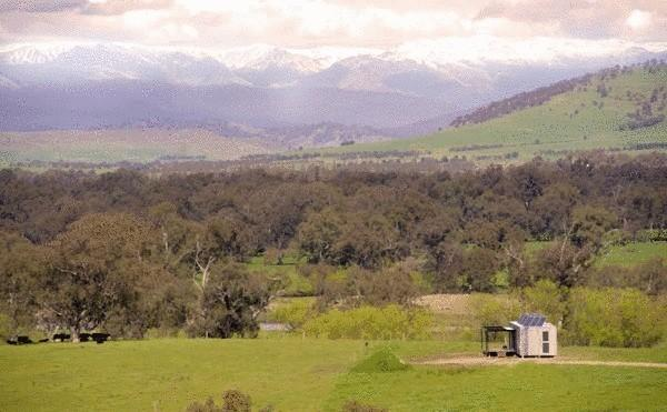 Фото | Уединенный дом в Австралии от Modscape