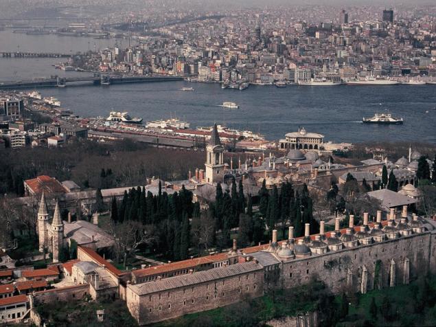 турция.дворец султана сулеймана. фото