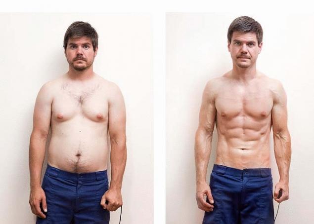 Как убрать жир с грудные мышцы в  352