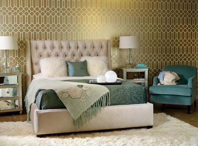 Color schemes for a bedroom