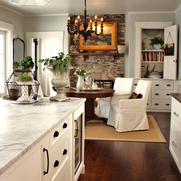 Kitchen Dining Room Combo Is The Best Perfect Home  Home