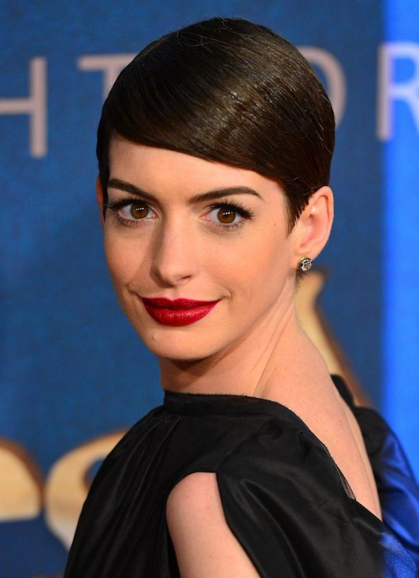 In Addition to Food Anne Hathaway Deprived Herself of Her