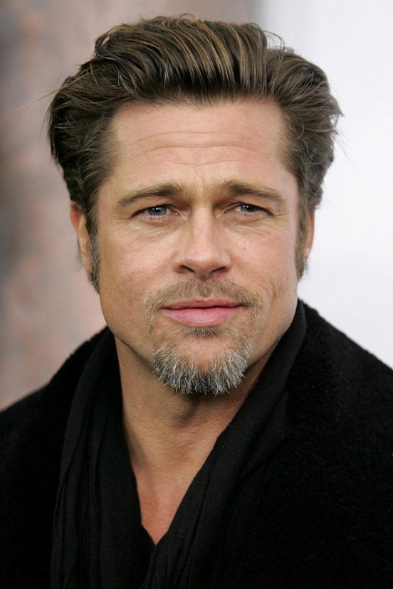 Бред Пит Brad Pitt: TAG HEUER - oclockinfo