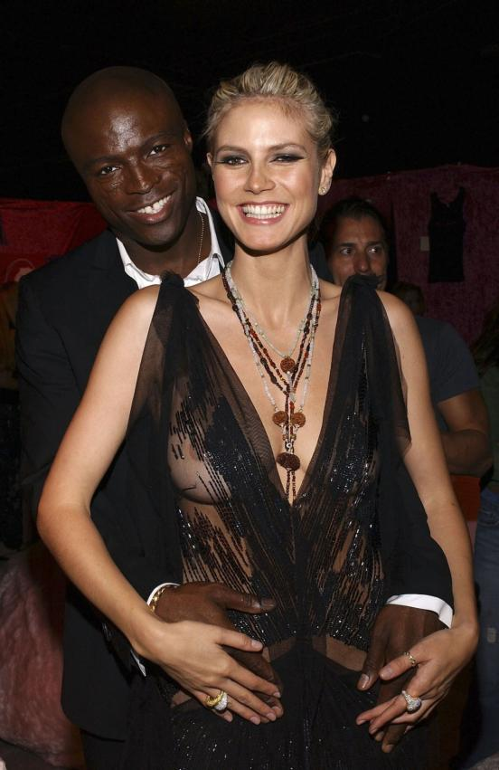 Heidi klum and seals unusual marriage