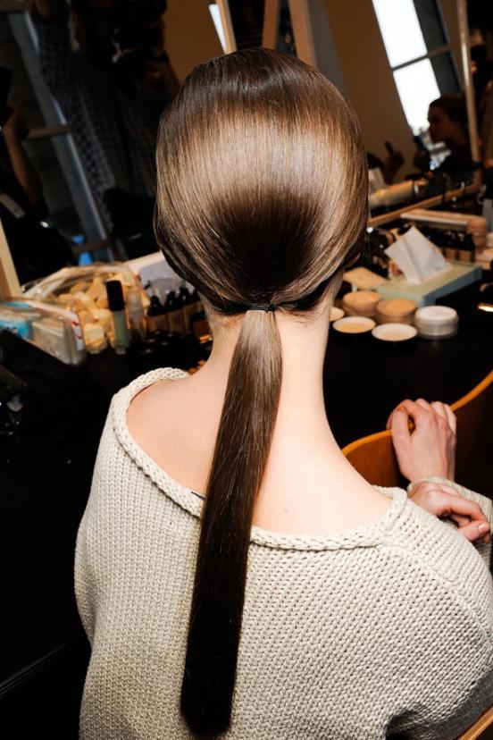 Как сделать свои волосы прямыми 557