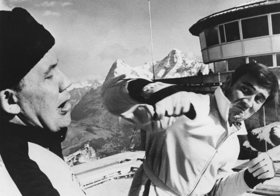 скачать фильм на секретной службе ее величества 1969