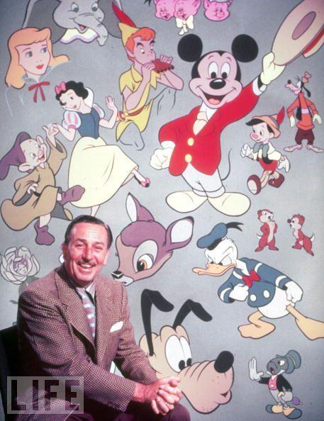 Walt Disney Page 1