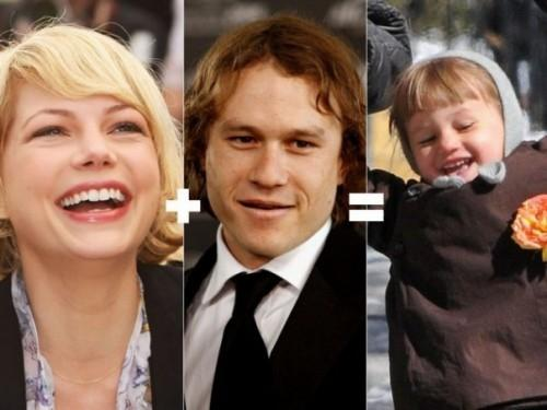 Small reflection of Heath Ledger. Page 1