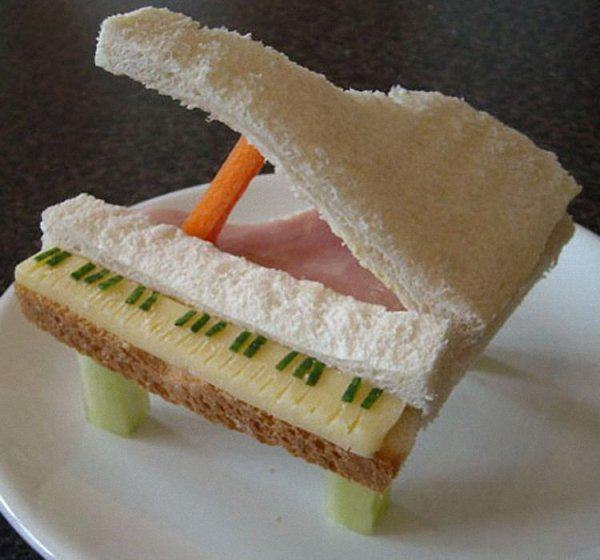 бутерброды на день рождения с фото рецепты