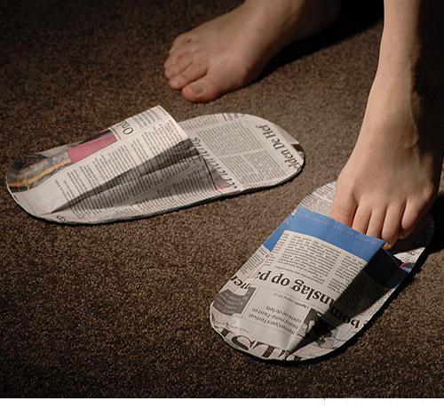 Смешная обувь своими руками 36