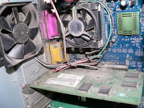 Как сделать чистым компьютер