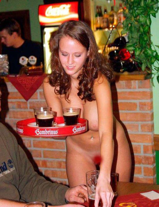 Голые официантки фото 44162 фотография