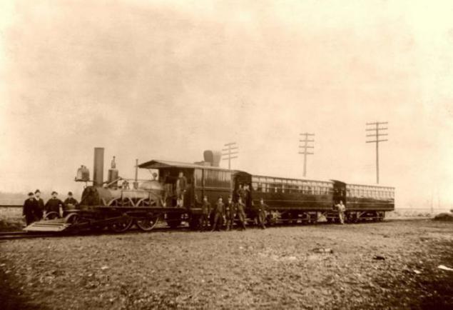 Railroads of America (60 photos)