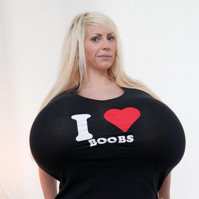 Самая большая порно грудь 3 фотография