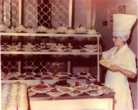 разделе кулинария 70-х годов видео ОНЛАЙН: Швейцария