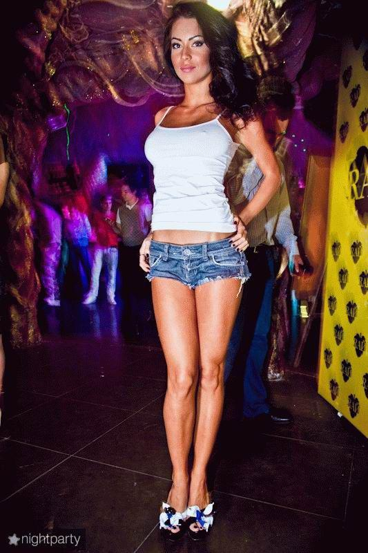 фото девушек в московских клубах