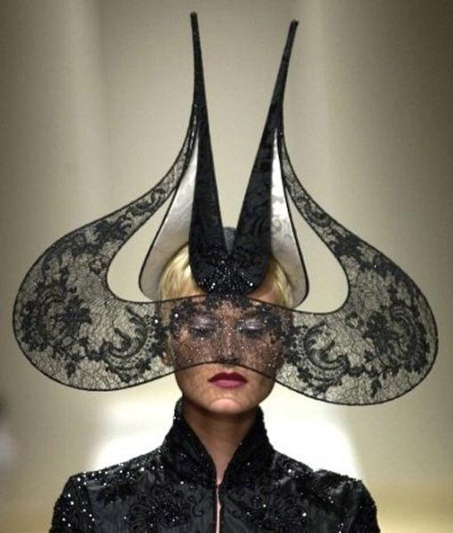 Авангардные шляпы своими руками