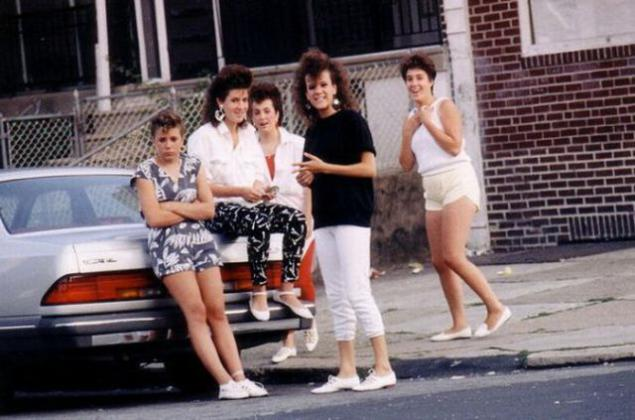 photo of girls 80's style № 1232