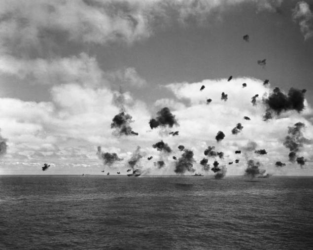 осушение океана вторая мировая война смотреть онлайн