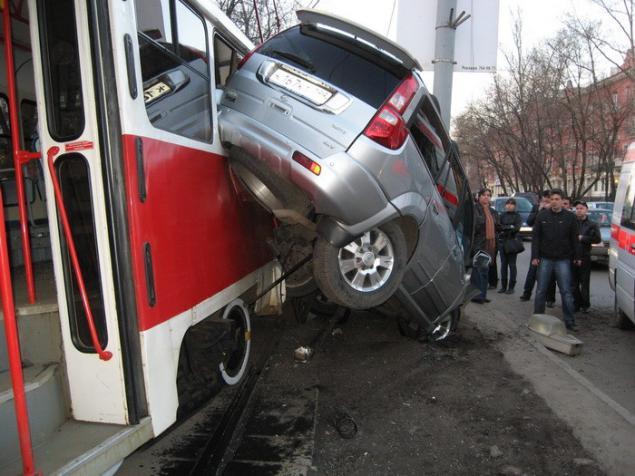 Как они это сделали аварии