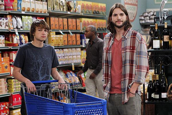 Two and a half men season five release date