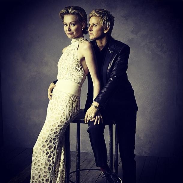 Portia de Rossis Engagement Ring  Martha Stewart