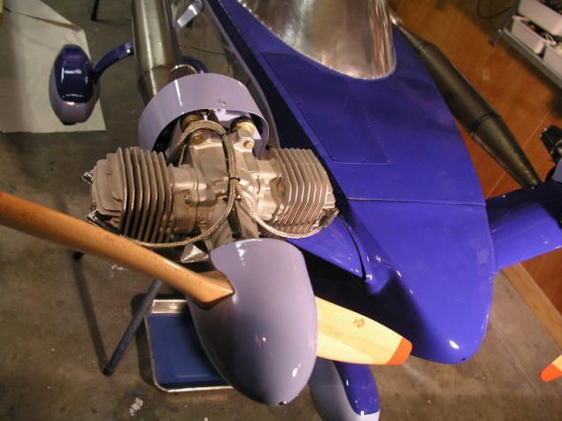Двигатель для сла своими руками