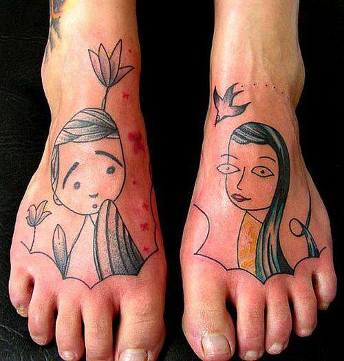 Самые уродливые татуировки 60 фото Триникси