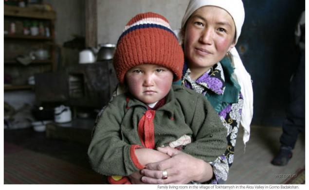 Вторым днем, прикольная картинка о таджикистана