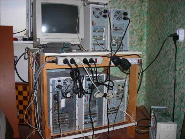 Файловый сервер дома своими руками 87